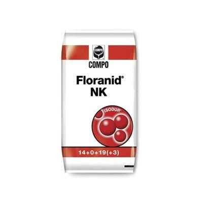 Минеральное удобрение Compo Floranid NK 25 кг.