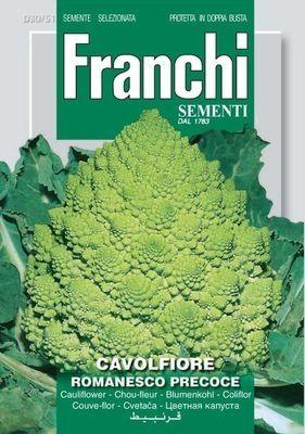 Капуста цветная Romanesco Precoce (0,2 гр) 30/51