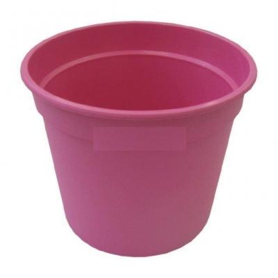 Горшок Корал 13 см без поддона, розовый