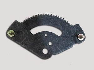 Сегмент рулевого механизма на мини трактор BL125/76/ YM TA-4135 (617-04010А)