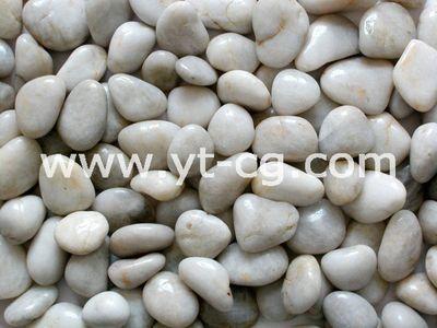 Галька PB001 Белая 40-60 MM 20 кг