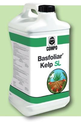 Жидкое удобрение Basfoliar Kelp SL 10 л.
