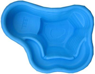 Пруд синий (135л)