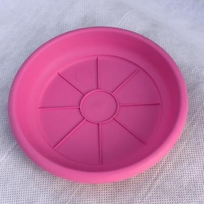 Поддон Гала 16 см для горшка Корал 15 см, розовый