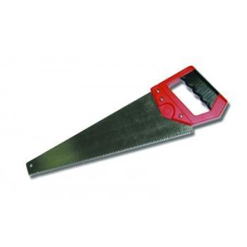 Ножовка плотницкая (Усадьба) 550мм двух цв.р. защ.ч. 051309