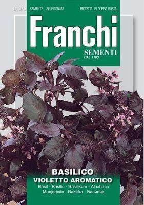 Базилик Violetto Aromatico (0,2 гр) 13/5