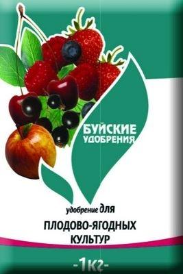 """Удобрение комплексное минеральное """"Для плодово-ягодных культур"""" 1 кг"""