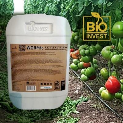 Удобрение органическое жидкое WORMic 1 л