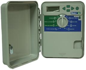Блок управления XC-801 E на 8 станции