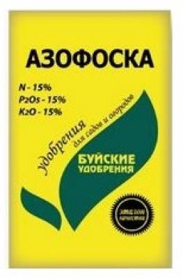 Азофоска (Азотно Форфорно Калийное удобрение NPK 15 15 15)