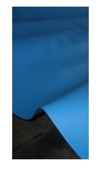 Пленка для бассейнов (синяя) 0,75мм 25*6м