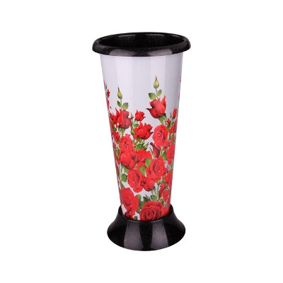 "Ваза для цветов под срезку ""Розы"" (уп. 12) M2630, 6431"