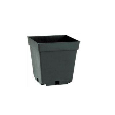 Горшок 9x9x8 cm, объем 0,4 л, формованный