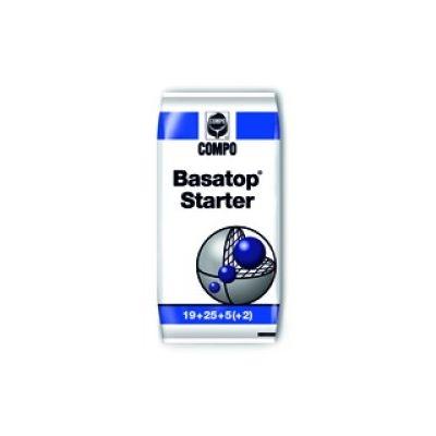 Минеральное удобрение Compo Basatop Starter 25 кг.
