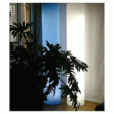 Цилиндр световой Cilindro Est Bianco, h-80, base E1 (LPCIE080A)