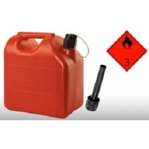 Канистра пластиковая для топлива 5 л. (7011)