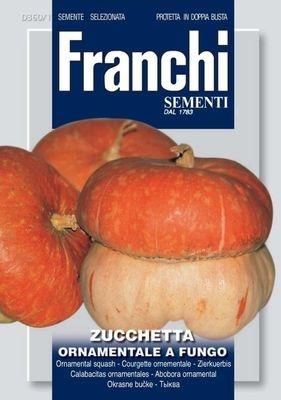 Тыква декоративная гриб A Fungo (2 гр)  DBF 360/1