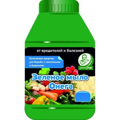 Зеленое мыло 250 мл (15) ДГ