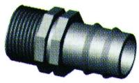 Вворачиваемый адаптер, металлический (Бочата ) D25