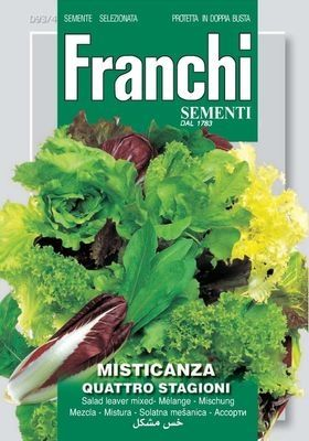 Смесь салатов  Misticanza 4 STAGIONI (0,2 гр) 93/4