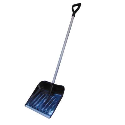 Лопата для снега GBSL03 серый черенок