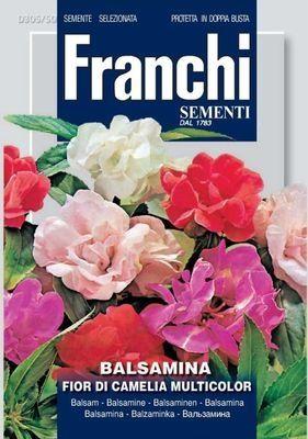 Бальзамин гибридная смесь  DBF (1,5 гр) 305/50