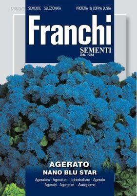 Агератум низкий синий  (1 гр)  DBF 300/2