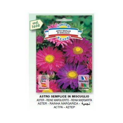 Астра Semplice mix 1 гр. In Miscuglio 1608