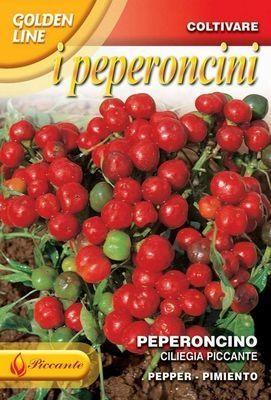 Перец Ciliegia piccante GLPE 97/39
