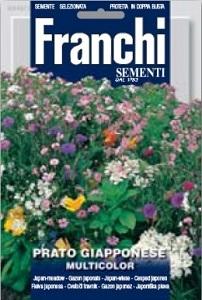 Цветы для японского сада, смесь (1,5 гр)  DBF 346/1