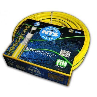 Шланг поливочный NTS White Plus 1/2-25м  3007231
